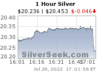 Silver 1 Hour